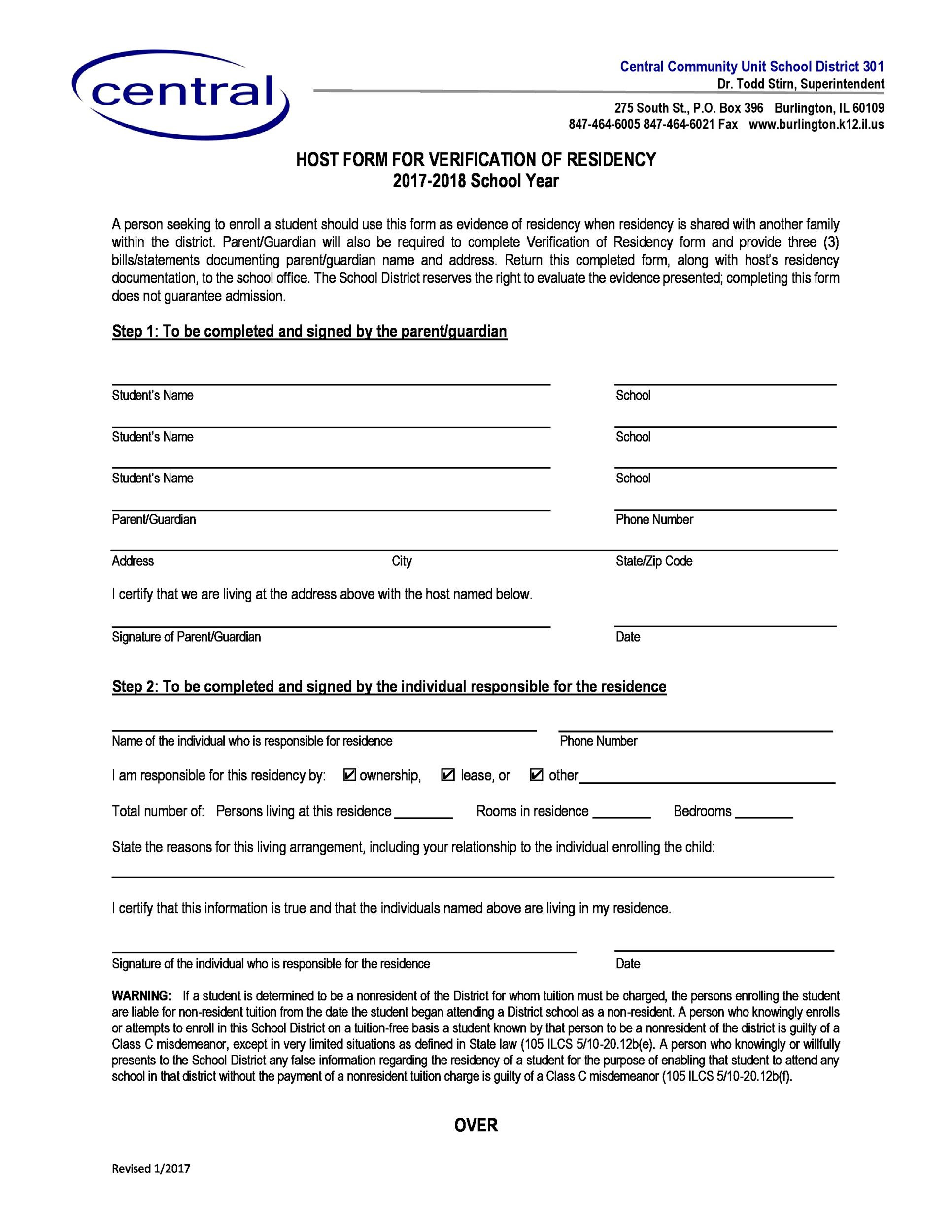Proof Of Residency Letter Template from lh5.googleusercontent.com