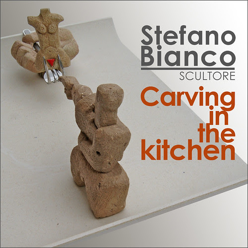 Carving in the kitchen - RECIPE FOUR