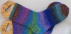 Noro Kureyon Socks, S40