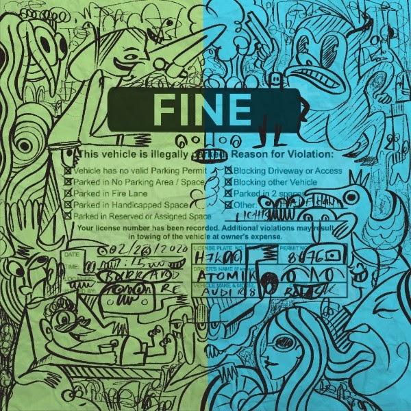 """Ato-Mik – """"Fine"""""""