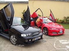 Ticobot 2009 - Exhibición de autos modificados