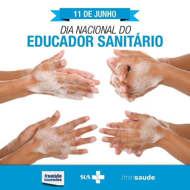 Resultado de imagem para Dia do educador sanitário