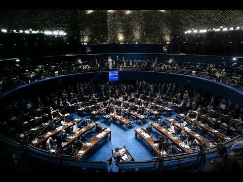 Ao vivo: Senado vota em 2º turno a reforma da Previdência