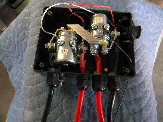 Wiring Diagram Database  Winch Wiring Diagram Two Solenoid