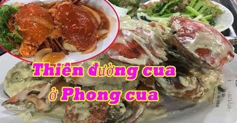 Phong cua 1 Thanh Đa - nhà hàng tiêu thụ lượng cua 'khủng' nhất Sài Gòn
