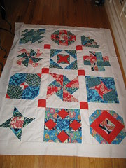 Sew. Happy. Quilt.  DONE!!!!