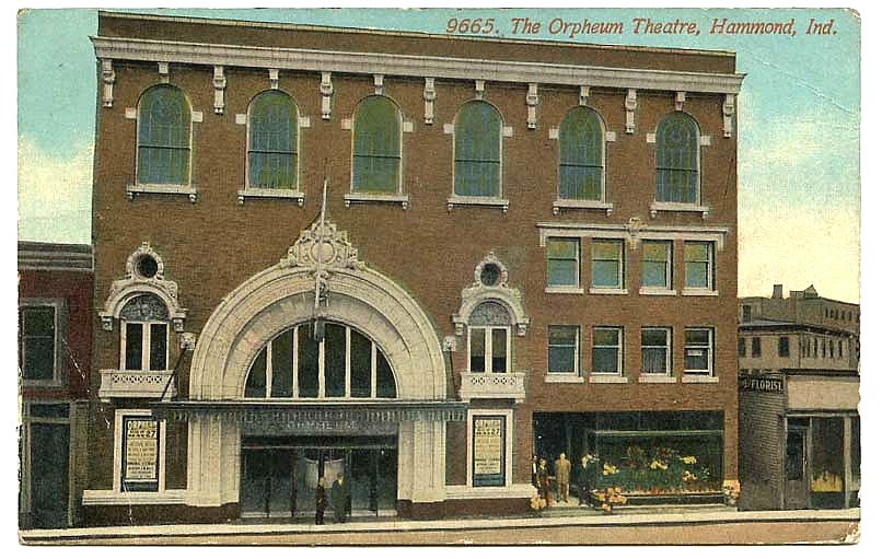 The Orpheum Theater The Last Pic