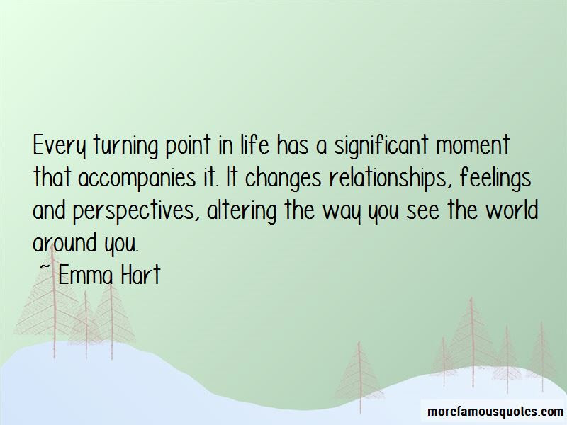 Turning Life Around Quotes Top 29 Quotes About Turning Life Around