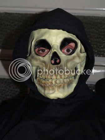 Robert Halloween 2010