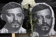 Exigen justicia en el Ángel para Rubén Espinosa y 4 mujeres. Foto: Germán Canseco