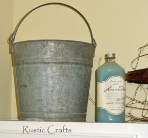 Laundry Room Ideas Using Vintage Accessories | Rustic Crafts ...