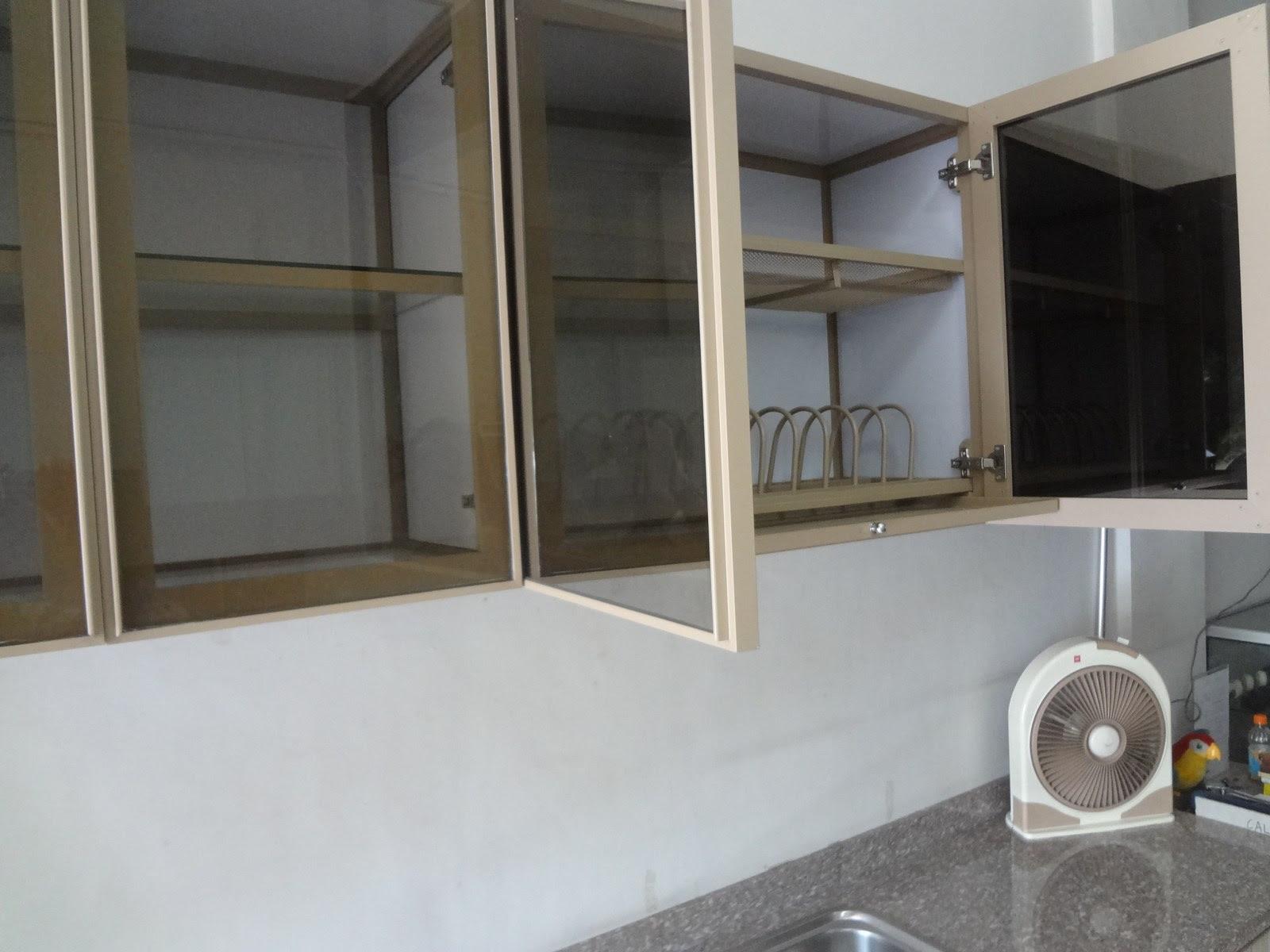 Desain Kabinet Dapur Aluminium Furniturumah
