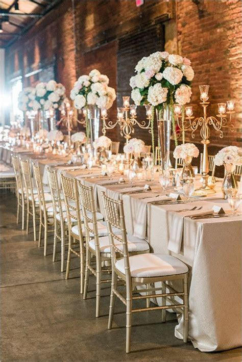 Lovely Pink And Ivory Wedding   Gold weddings, Reception