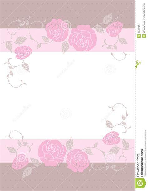 Wedding card,card template stock vector. Illustration of
