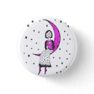 Creepy over the moon and stars zazzle_button