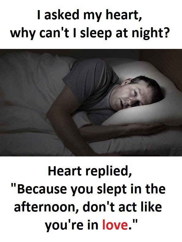 Cant Sleep At Night Funny Pictures Quotes Memes Funny Images