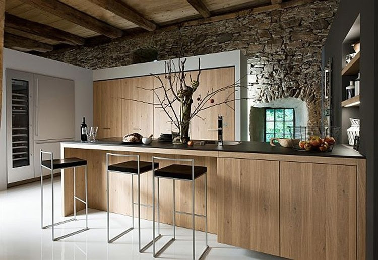 Modern Rustic Interiors | Home Adore