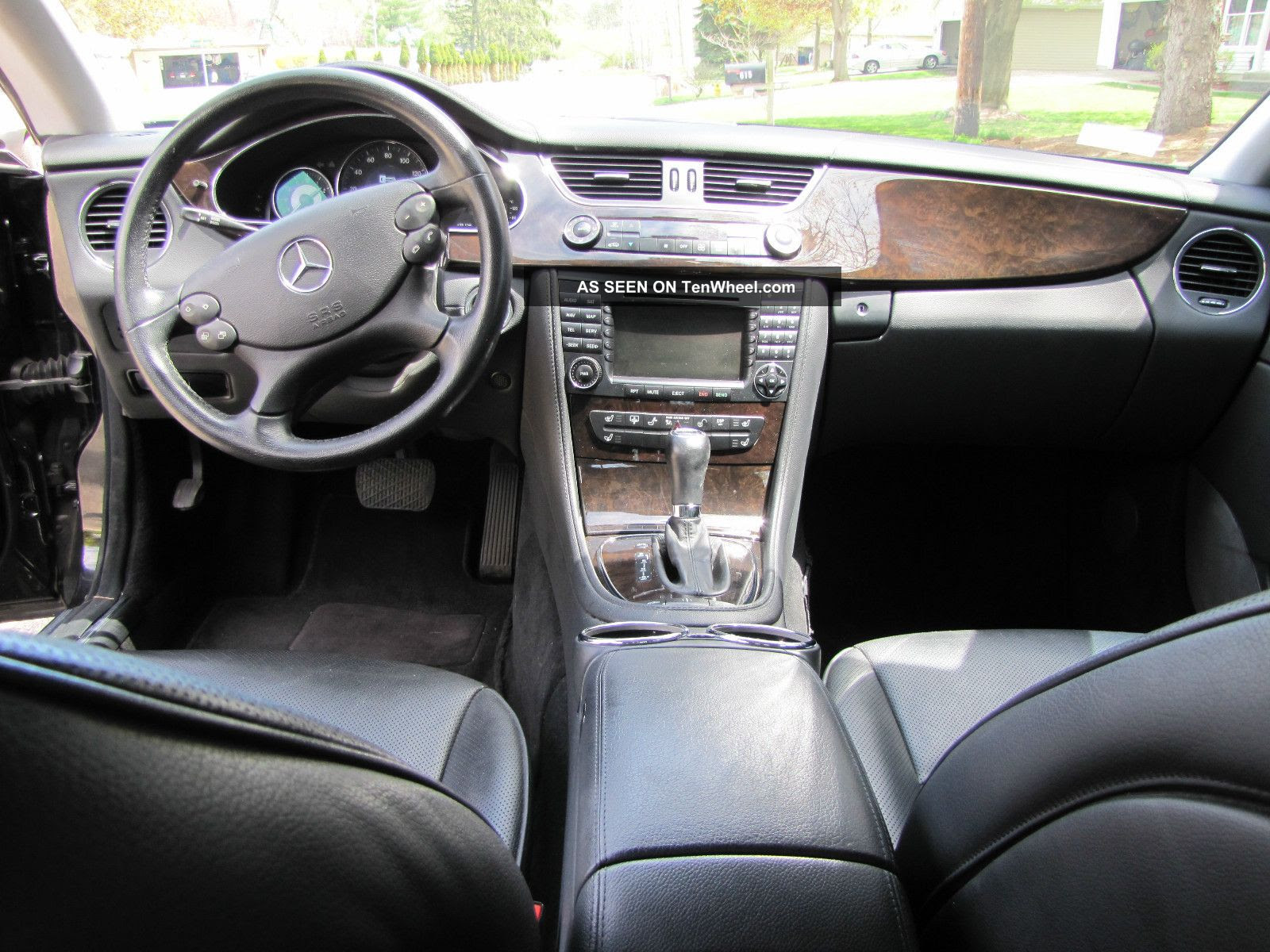 2006 Mercedes Benz Cls 500 Amg Sport Edition