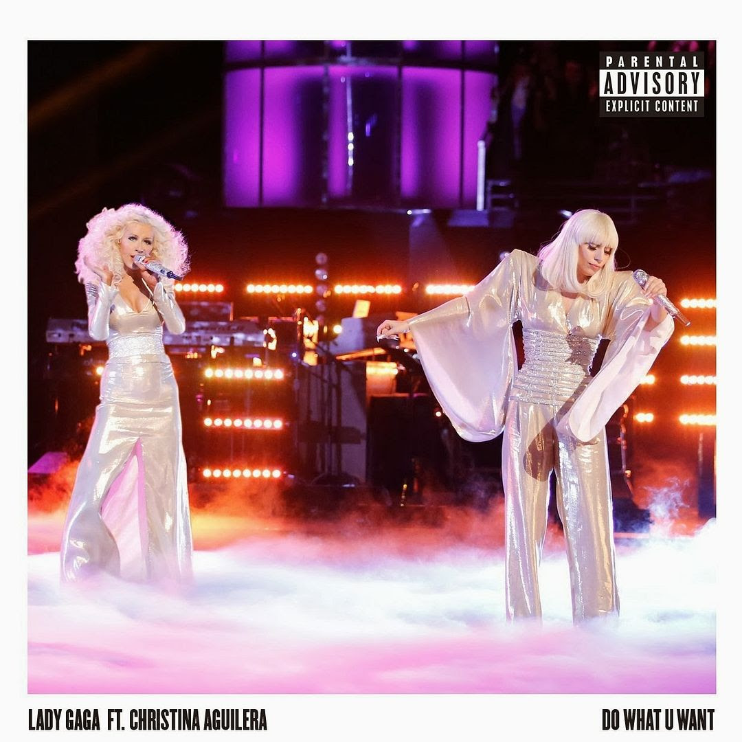 Lady GaGa & Christina Aguilera : Do What U Want photo lady-gaga-christina-aguilera-do-what-u-want.jpg