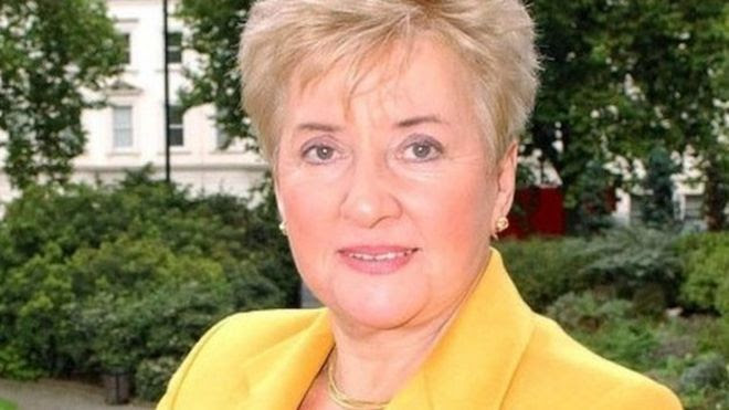 Teresa Gorman, former MP