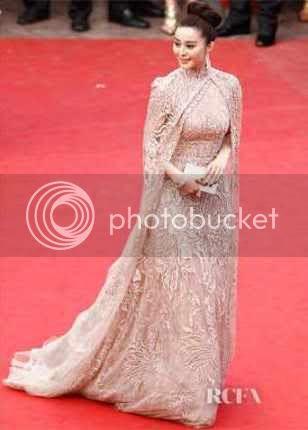 2012 Cannes Film Festival Fashion Styles - Day 2