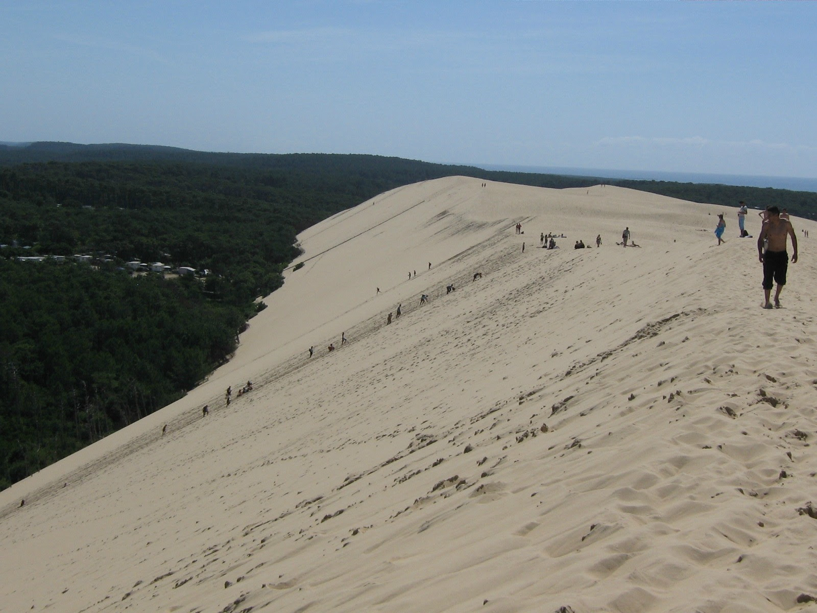 wj7DT Dune de Pyla   A new Sahara desert being born   in France! [30 pics]