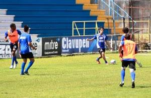 Cartago perdió en juego amistoso ante San Carlos. Foto tomada de la página de Cartago.