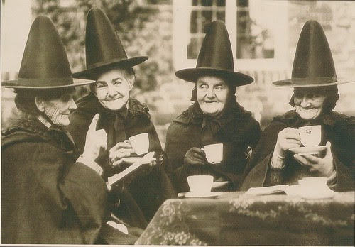 Tea With The Ghouls