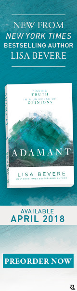 Adamant: Finding Truth in a Universe of Opinions by Lisa Bevere