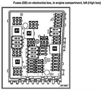 Fuse Box On 2007 Jettum - Wiring Diagram | 2007 Vw Jetta Fuse Box Diagram |  | Wiring Diagram