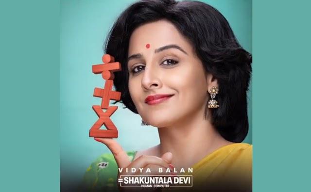 Vidya Balan Starrer Shakuntala Devi's Release Date Announced!
