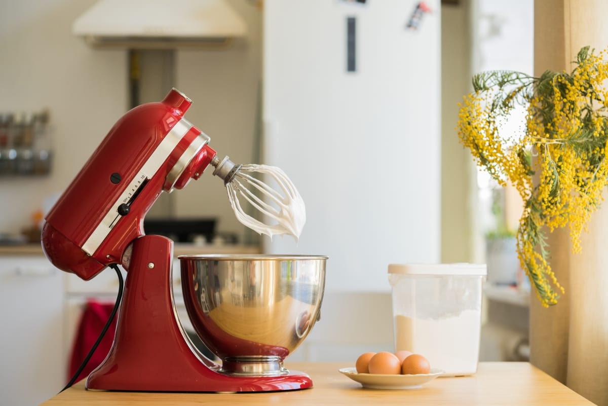 Types Of Kitchen Aid Mixers Modern Design
