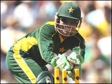 Pakistan's Kamran Akmal