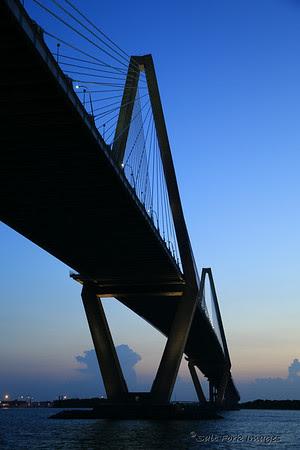 Arthur Ravenel, Jr. Bridge over the Cooper River - Charleston, South Carolina