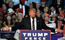 Triumphant Trump heads to Michigan for Rust Belt rally
