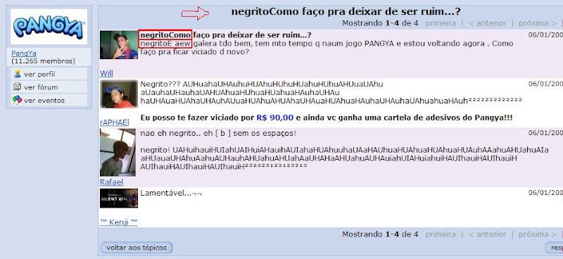 Micos no orkut