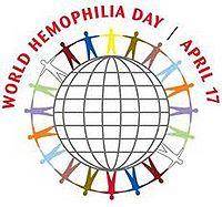 विश्व हीमोफ़ीलिया दिवस