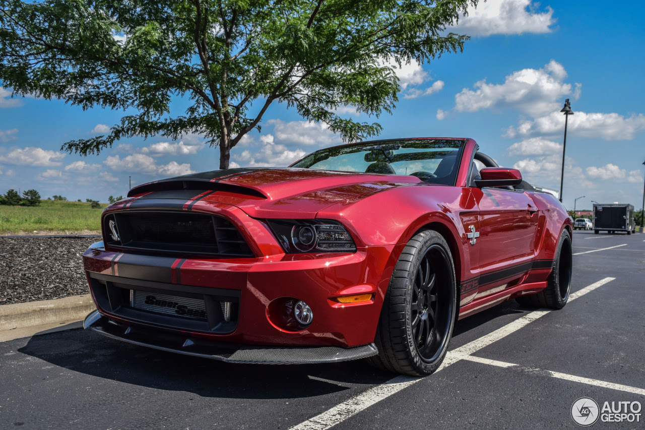 ... Ford Mustang Shelby Gt500 Super Snake ford mustang shelby gt500