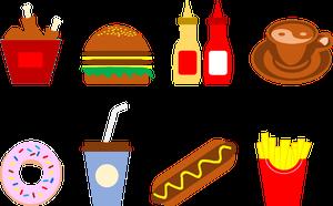 Fantastis 30 Gambar Kartun Makanan Dan Minuman Kumpulan Gambar Kartun