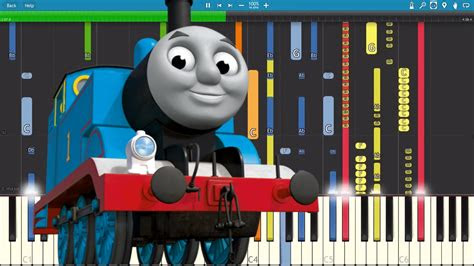 impossible remix thomas  tank engine theme song