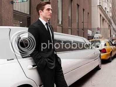 Robert Pattinson Cosmopolis Fashion Style