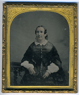 Victorian woman (Hoad family?)