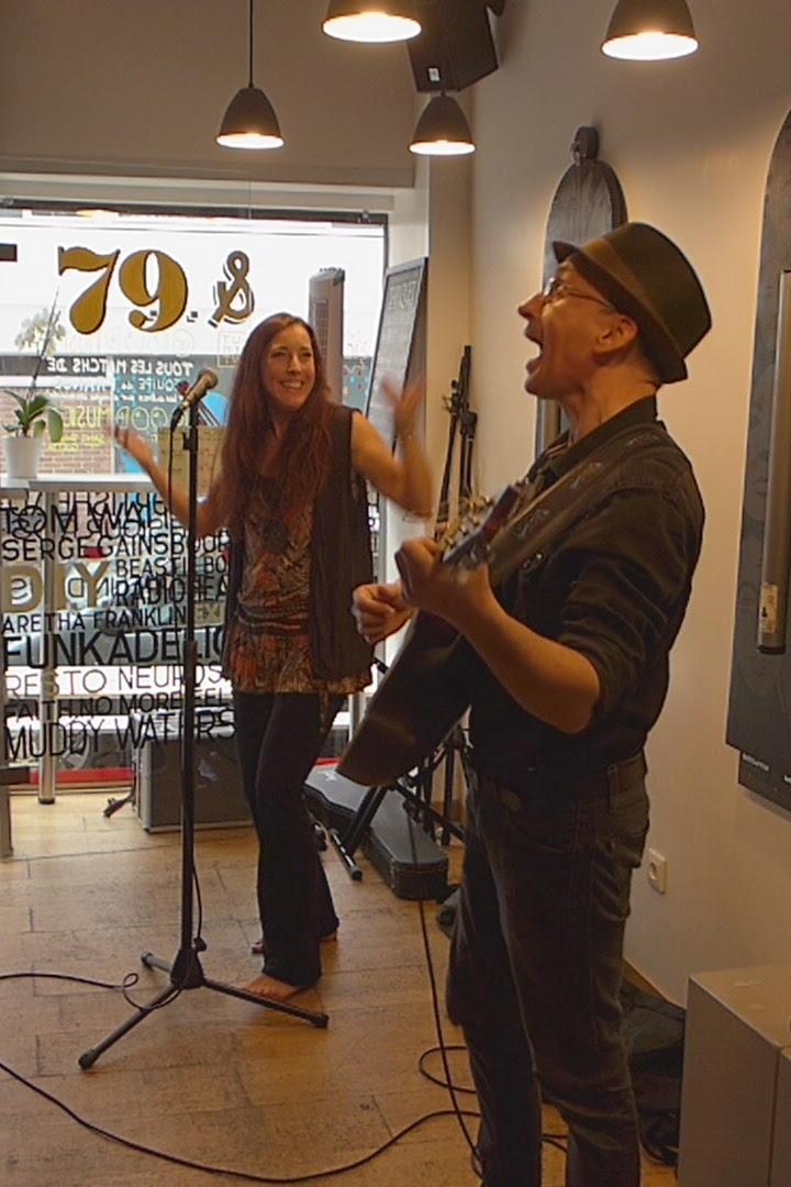 Khâro, concert à Lille au Café Disquaire