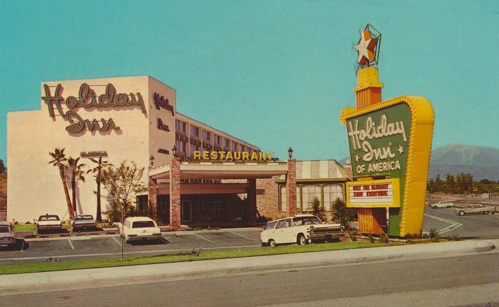The Cardboard America Motel Archive Holiday Inn Los