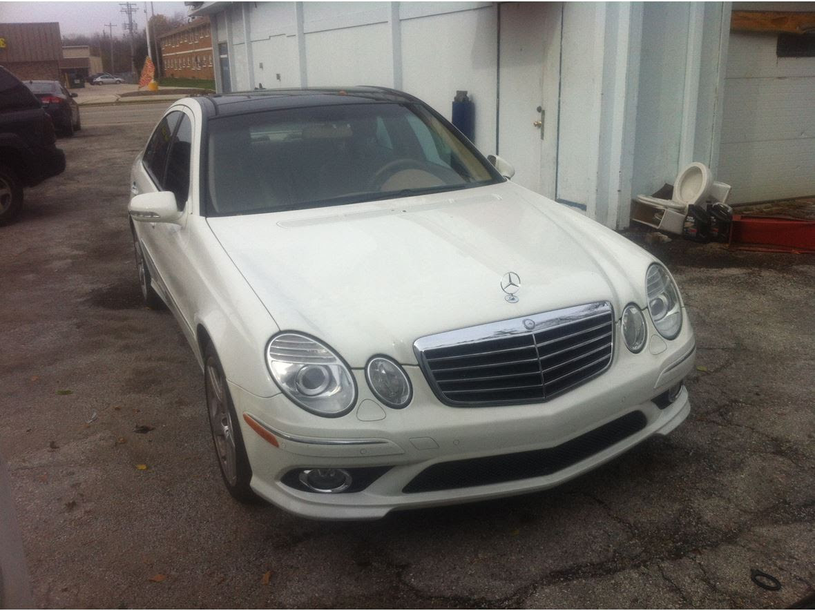 2009 Mercedes-Benz E-Class for Sale by Owner in Cudahy, WI ...