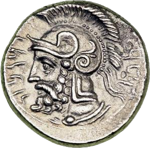 Pharnabazus coin as Ares.png