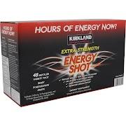 Kirkland Signature Extra Strength Energy, 48 Count X 2 Oz