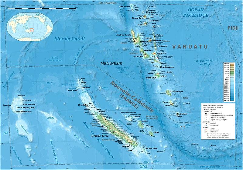 Fichier:New Caledonia and Vanuatu bathymetric and topographic map-fr.jpg