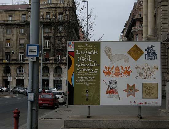 Budapest, Kossuth tér
