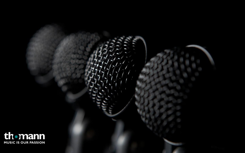Photo Microphone Wallpaper 1440x900 28785